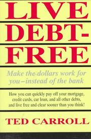 Cover of: Live debt-free