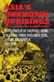Cover of: Asias Unknown Uprisings Volume 2