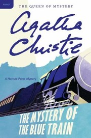 Cover of: The Mystery of the Blue Train