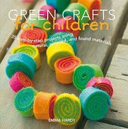 Cover of: Green Crafts for Children