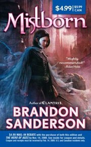 Cover of: Mistborn