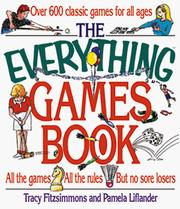 Cover of: The everything games book