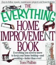 The Everything Home Improvement Book