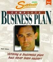 Cover of: Streetwise Complete Business Plan