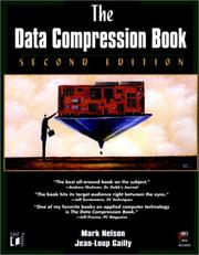 The data compression book by Nelson, Mark