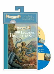Cover of: 20000 Leagues Under the Sea With 2 CDs