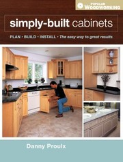 Cover of: Simply Built Cabinets