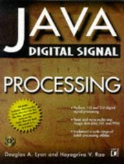 Cover of: Java digital signal processing