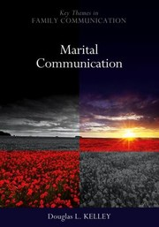 Cover of: Marital Communication