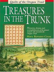 Cover of: Treasures in the trunk