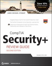 Cover of: CompTIA Security Review Guide