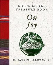 Cover of: Life's little treasure book[s]
