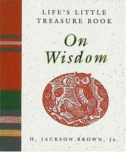 Cover of: Life's Little Treasure Book on Wisdom