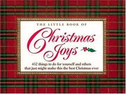 Cover of: The little book of Christmas joys