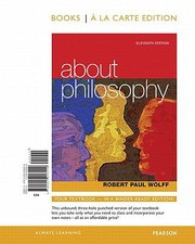Cover of: About Philosophy