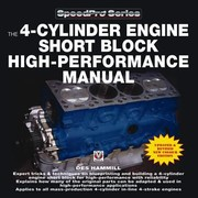 Cover of: The 4Cylinder Engine Short Block HighPerformance Manual