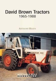 Cover of: David Brown Tractors 19651988