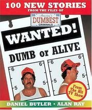 Cover of: Wanted! dumb or alive