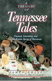 Cover of: A treasury of Tennessee tales
