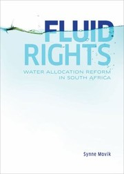 Cover of: Fluid Rights