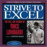Cover of: Strive To Excel