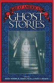 Great American Ghost Stories (American Ghosts) by