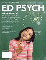 Cover of: Ed Psych with Education Coursemate with eBook Printed Access Card