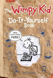 Cover of: The Wimpy Kid DoItYourself Book