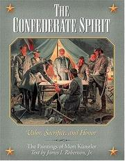 Cover of: The Confederate spirit