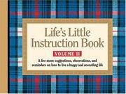 Cover of: Life's Little Instruction Book, Volume II