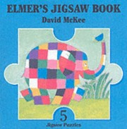 Cover of: Elmers Jigsaw Book