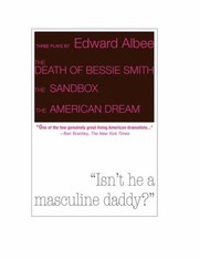 Cover of: Death of Bessie Smith the Sandbox and the American Dream