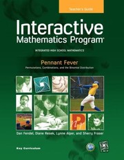 Cover of: Imp 2e Y3 Pennant Fever Teachers Guide