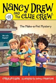 Cover of: The MakeAPet Mystery