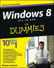 Cover of: Windows 8 AllInOne for Dummies