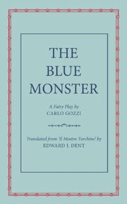 Cover of: The Blue Monster il Mostro Turchino