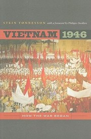Cover of: Vietnam 1946