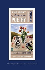 Cover of: The Best American Poetry 2011