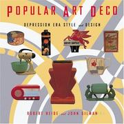 Cover of: Popular art deco
