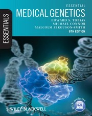 Cover of: Essential Medical Genetics With Access Code