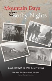 Cover of: Mountain Days and Bothy Nights