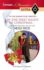 Cover of: On the First Night of Christmas