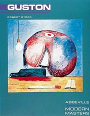 Cover of: Philip Guston (Modern Masters Series, Vol. 11) |