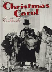 Cover of: A Christmas Carol cookbook | Sarah Key
