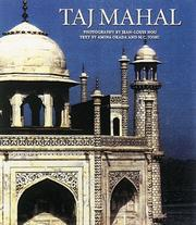 Cover of: Taj Mahal | Jean-Louis Nou