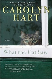Cover of: What the cat saw