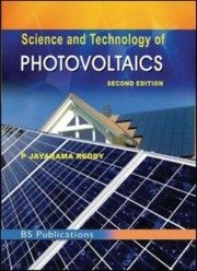 Cover of: Science And Technology Of Photovoltaics