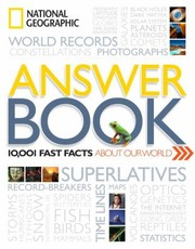 Answer Book 10001 Fast Facts About Our World