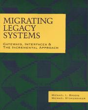 Cover of: Migrating legacy systems
