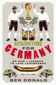 Cover of: Springtime For Germany